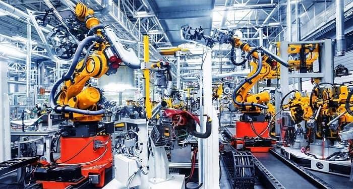 مجموعه وارداتی محصولات صنعتی پایا صنعت تجارت رادوین